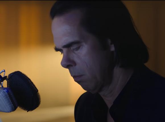 Nick Cave zapowiada film koncertowy