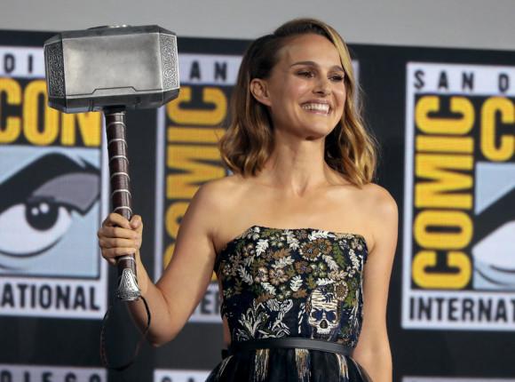 """Natalie Portman w obsadzie ekranizacji """"Czasu porzucenia"""""""