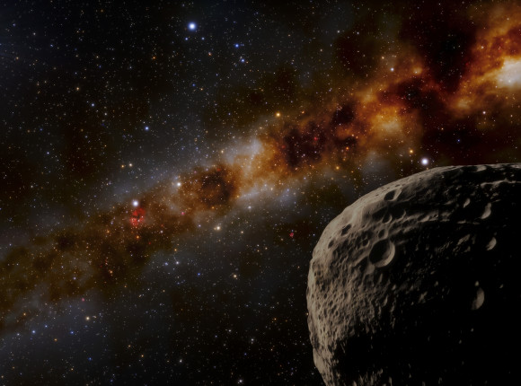 Potwierdzono orbitę najodleglejszego obiektu w Układzie Słonecznym
