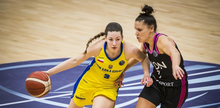 Koszykówka - Euroliga: Arka powalczyła, ale nie wygrała