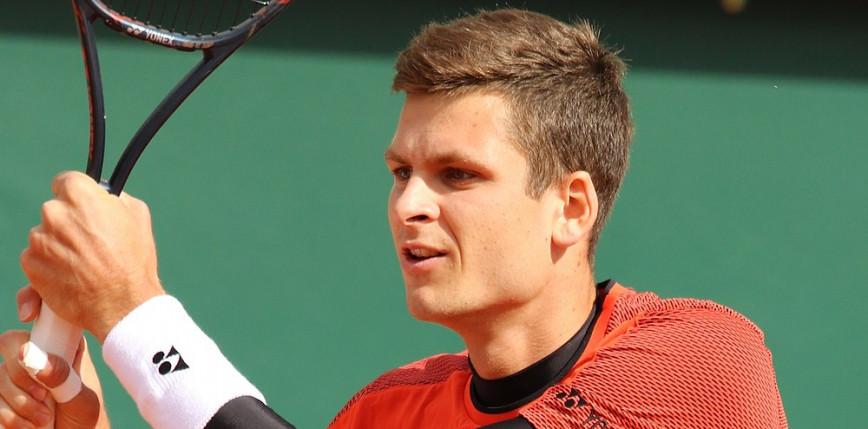 Tenis - ATP Metz: Hurkacz i Zieliński w półfinale debla