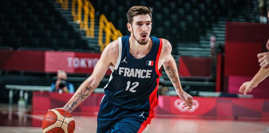 Tokio 2020 - Koszykówka: Francja wygrywa po thrillerze