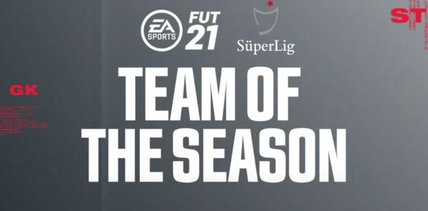FIFA 21 TOTS: Drużyna Sezonu z ligi tureckiej już w grze