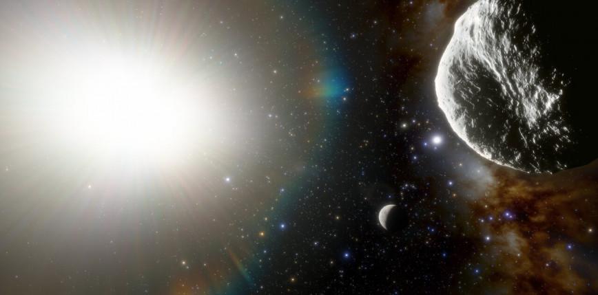 Odkryto planetoidę o najkrótszym czasie obiegu