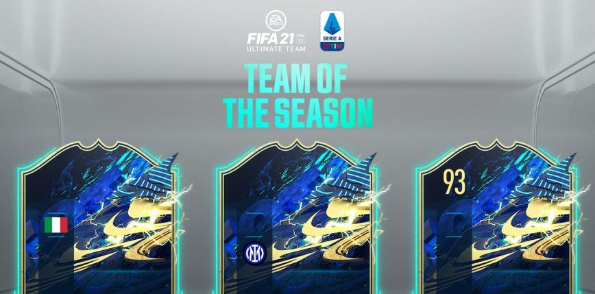 FIFA 21 TOTS: Drużyna Sezonu z Serie A już w grze!