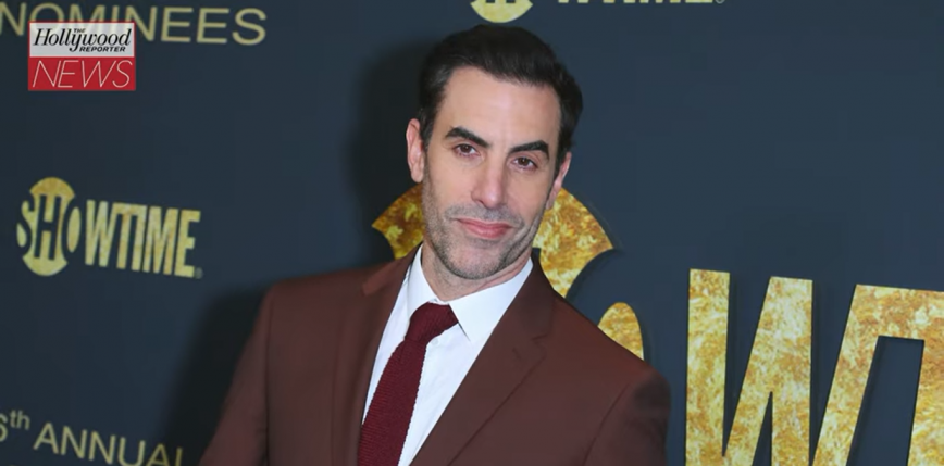 Sacha Baron Cohen z tytułem Geniusza Komedii od MTV