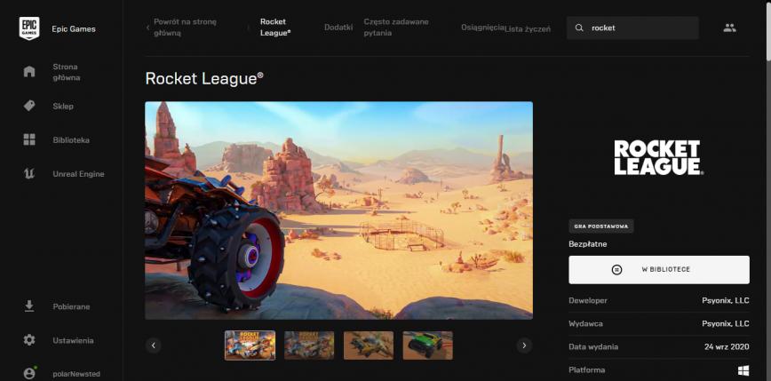 Epic Games Store wprowadzi system achievementów