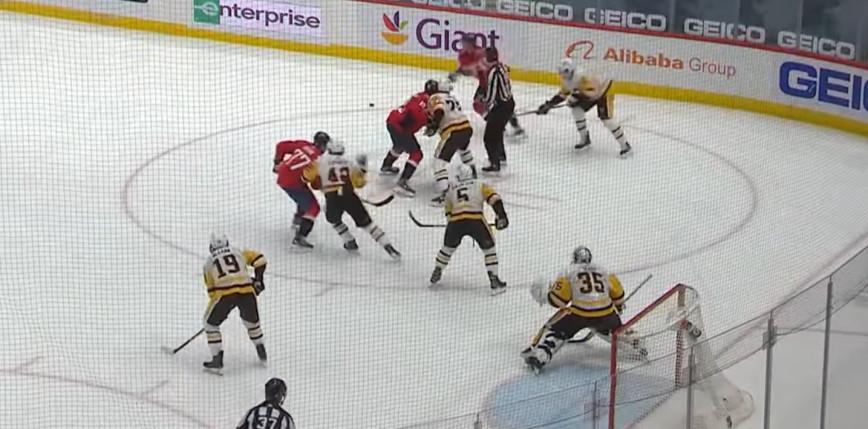 NHL: mecz na szczycie dla Penguins