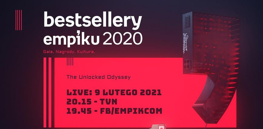 Nominacje w Plebiscycie Bestsellery Empiku 2020