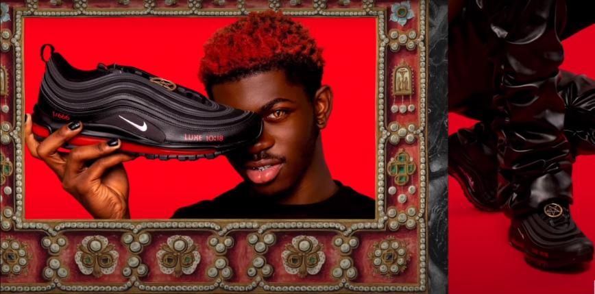 Nike zaprzecza udziałowi w produkcji butów zawierających ludzką krew i pozywa ich twórcę