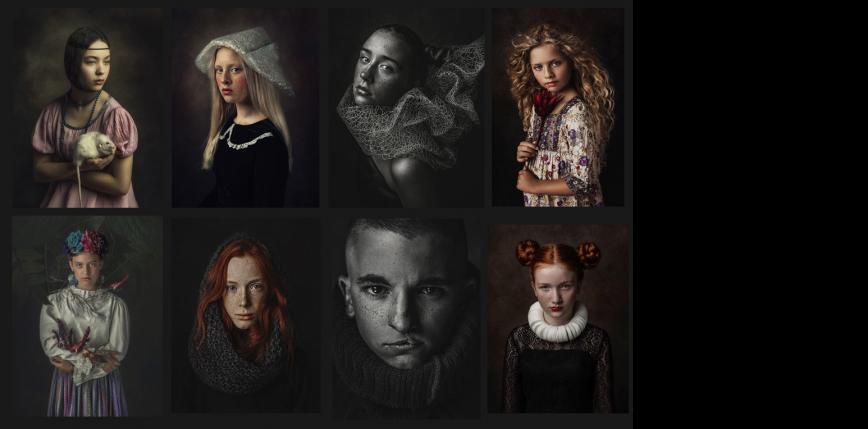 #PORTRETZAOSOCZE - akcja charytatywna fotografów z całej Polski