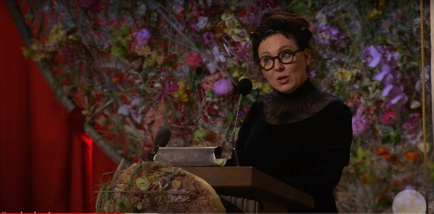 Olga Tokarczuk nominowana do Literackiej Nagrody Europy Środkowej Angelus