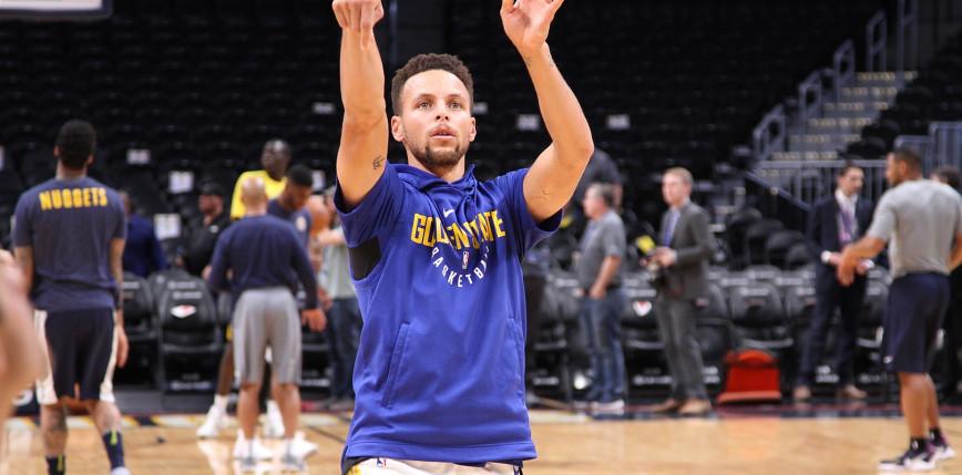 NBA: Russell Westbrook i Stephen Curry zawodnikami miesiąca
