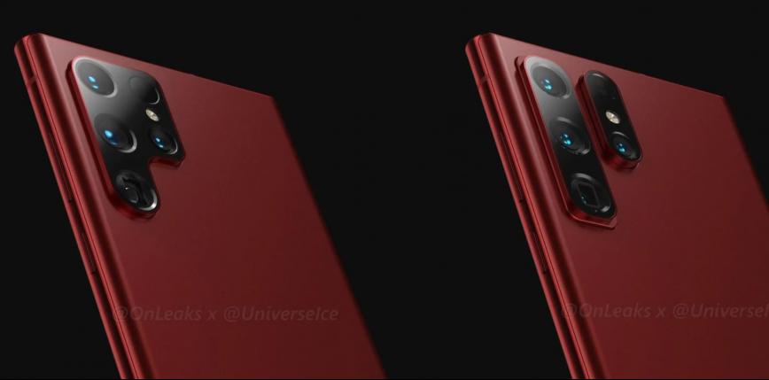 Zdjęcia obudów potwierdzają wiarygodność renderów serii Galaxy S22. Ultra jak Note