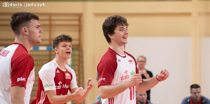 Siatkówka - MŚ U19: rosną następcy Mistrzów Świata! Polacy w finale turnieju