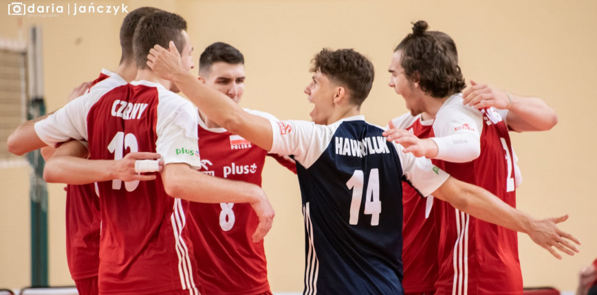 Siatkówka - MŚ U19: mamy półfinał! Drużyna Bąkiewicza rozgromiła Niemców