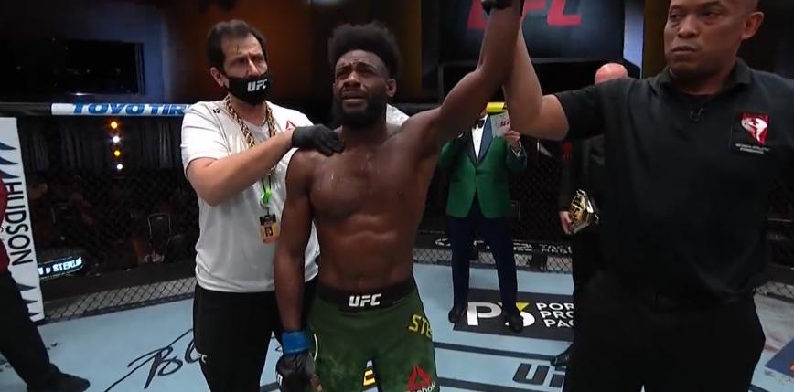 UFC 259: Sterling nowym mistrzem, Nunes wciąż na tronie