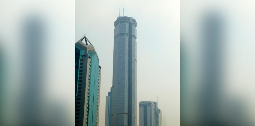 Chiny: ewakuowano ludzi z 73-piętrowego wieżowca