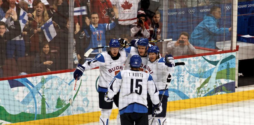 Hokej – MŚ: awans Finlandii, Kanada wciąż w grze