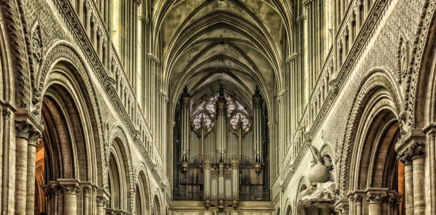 """Co """"słyszą"""" dzwony Notre Dame? Artysta uchwyca duszę Paryża"""