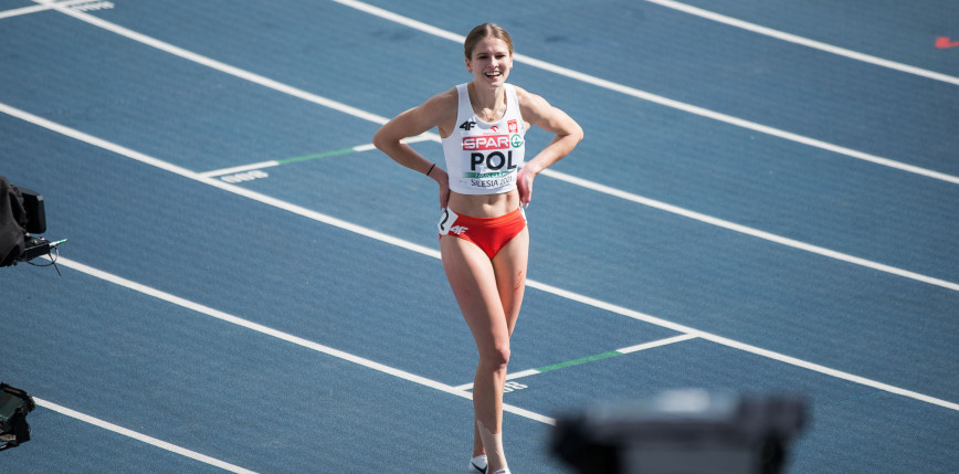 Lekkoatletyka: pokaz sił polskich olimpijczyków z Tokio w Szczecinie