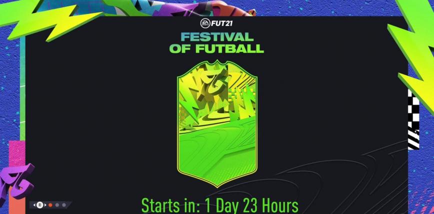 FIFA 21: festiwal FUTbolu czas zacząć!