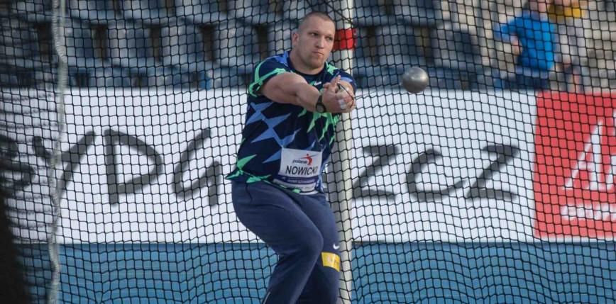 Lekkoatletyka: ostatnie szlify olimpijczyków na rzutniach w Cetniewie