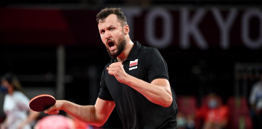 Tokio 2020 – Tenis stołowy: mamy drugie złoto! Niepokonany Patryk Chojnowski!