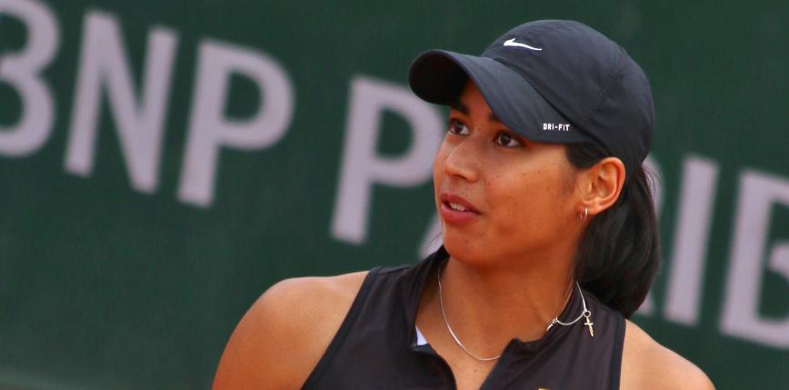 Tenis - WTA Charleston: zwycięstwo Sharmy po wyrównanym pojedynku