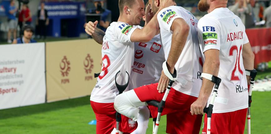 Amp Futbol - ME: remis Polski z Hiszpanią na zakończenie fazy grupowej