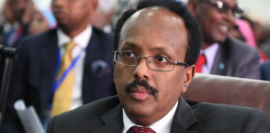 Somalia: prezydent odebrał uprawnienia premierowi
