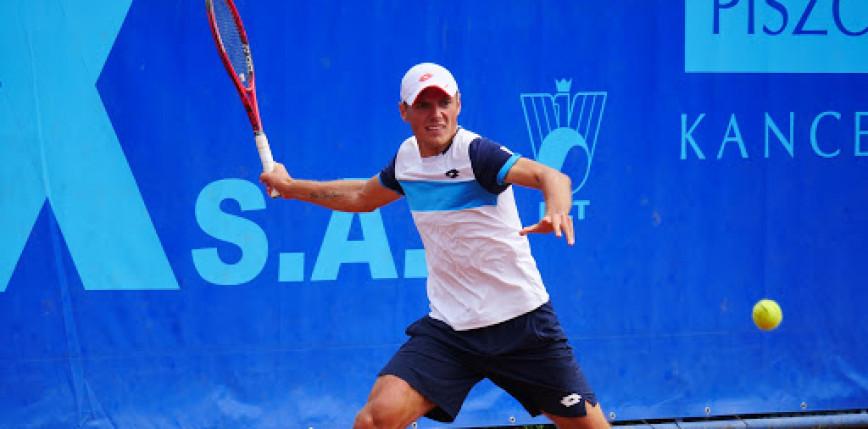 Tenis - RG: szybki koniec marzeń Żuka o turnieju głównym