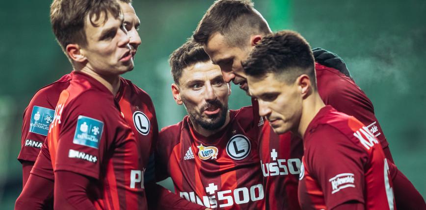 Liga Mistrzów: Legia Warszawa w 3. rundzie kwalifikacji