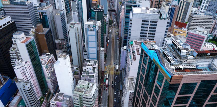 Hongkong: aresztowano 9 osób podejrzanych o chęć podłożenia bomb w mieście