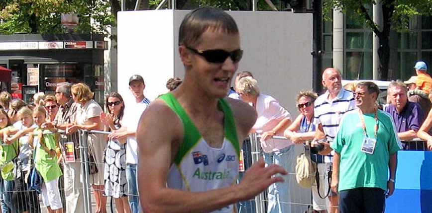 Tokio 2020 - chód sportowy: powracająca kontuzja pozbawia Jareda Tallenta szansy na kolejny medal olimpijski