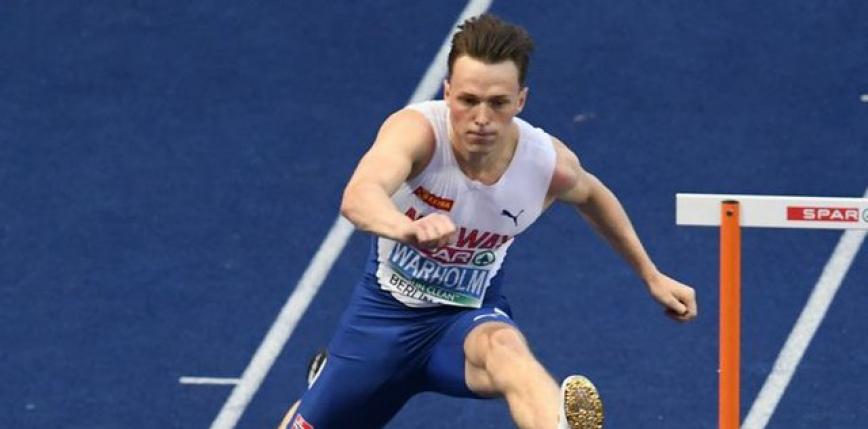 Lekkoatletyka - DL: rekord świata Warholma, drugie miejsca Andrejczyk i Lewandowskiego