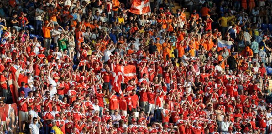 EURO 2020: pogrom na Parken, Rosja przegrywa z Danią 1:4!