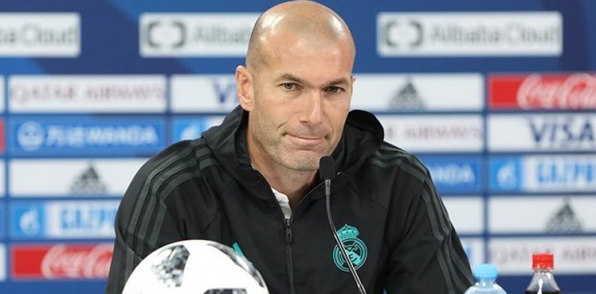 La Liga: Zidane odchodzi z Realu Madryt