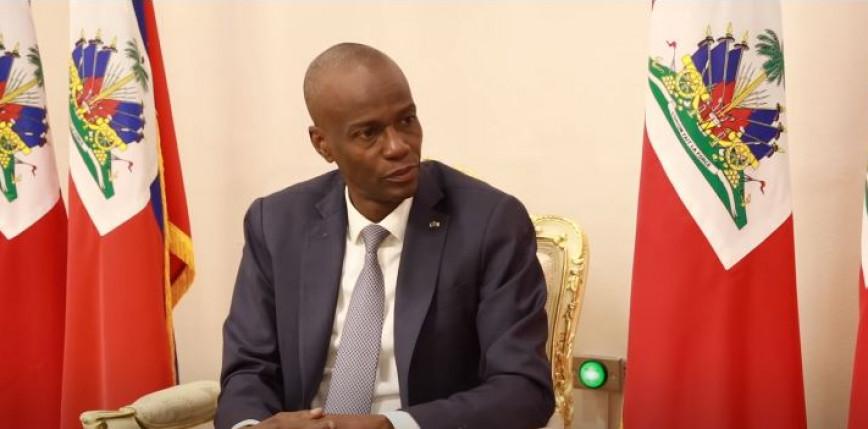 Haiti: aresztowano podejrzanego w sprawie zlecenia zabójstwa Jovenela Moise