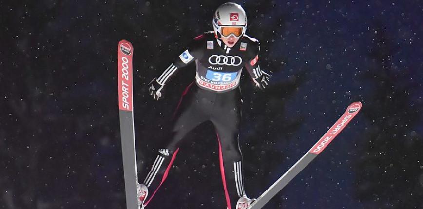 Skoki narciarskie - MŚ: Granerud zwycięża w kwalifikacjach!