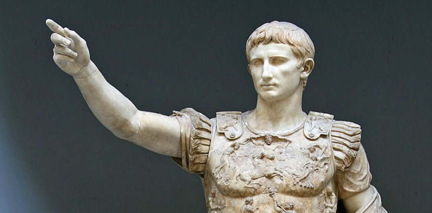 Włochy: archeolodzy odnaleźli marmurową głowę Oktawiana Augusta