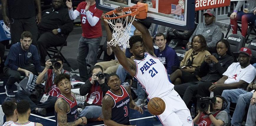 NBA: dogrywka w Philadelphii, triple-double Westbrooka i Jokicia