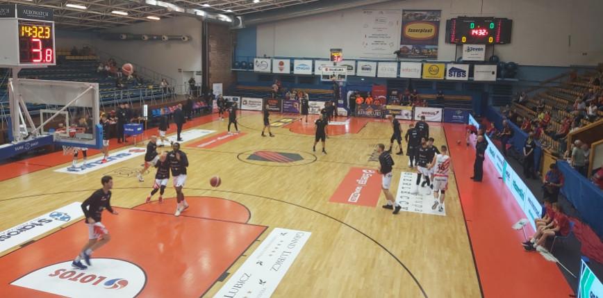 EBL: emocjonująca końcówka w Bydgoszczy, pierwsza w sezonie porażka Czarnych
