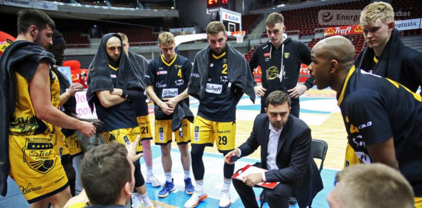 FIBA Europe Cup: minimalna przegrana Trefla