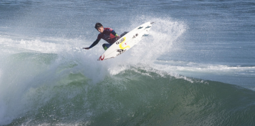 Surfing - WSL:  Florence wraca do gry