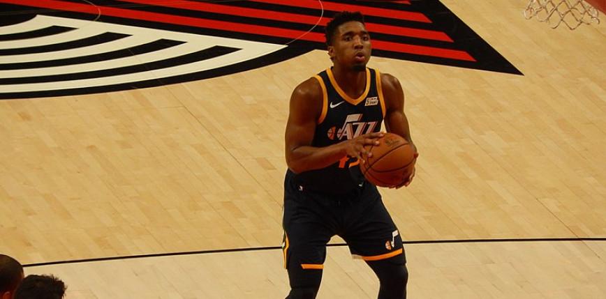 NBA: wygrane Bucks i Jazz, wyróżnienie dla Goberta