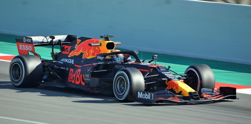 F1: piątkowe treningi dla Verstappena