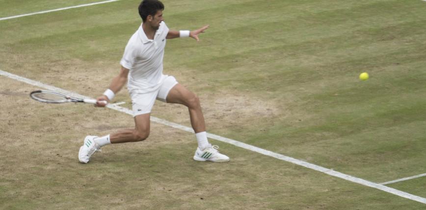Tenis - Wimbledon: Djokovic pewnie zwycięża w finale