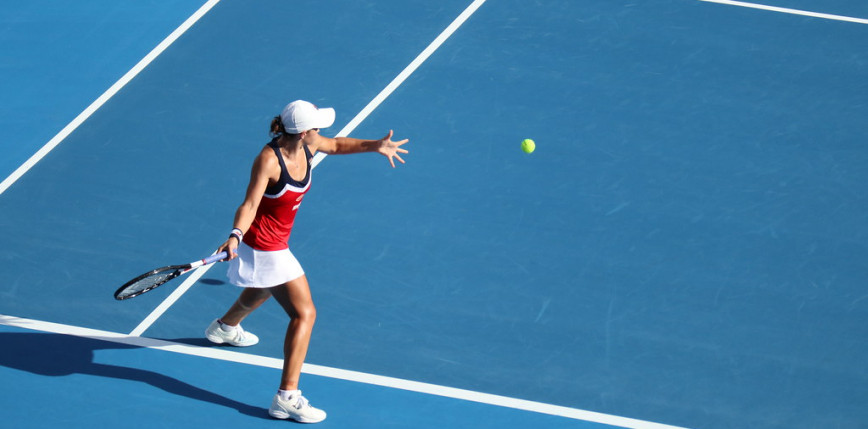 Tenis - US Open: komplet faworytek z awansem do II rundy
