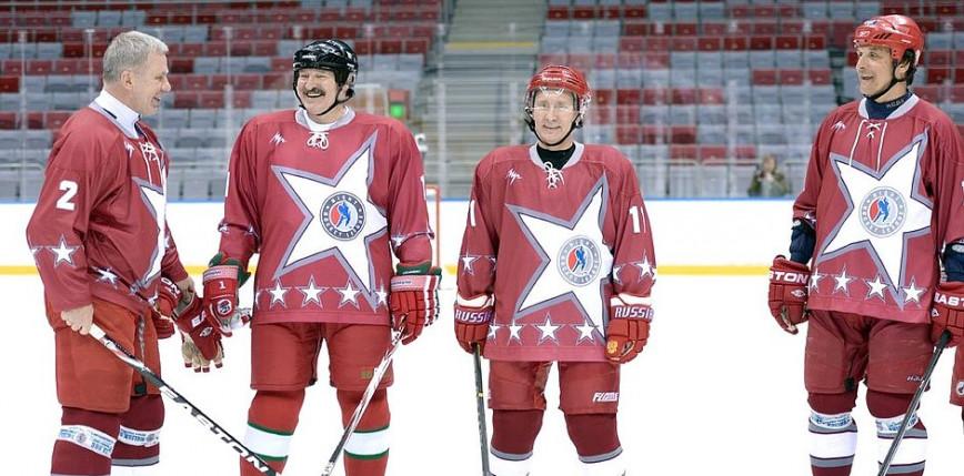 Hokej: mistrzostwa świata elity odebrane Białorusi